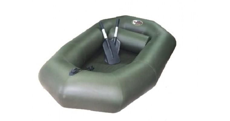 Лодка АРГОНАВТ 210 ГР гребок, надувное сиденье