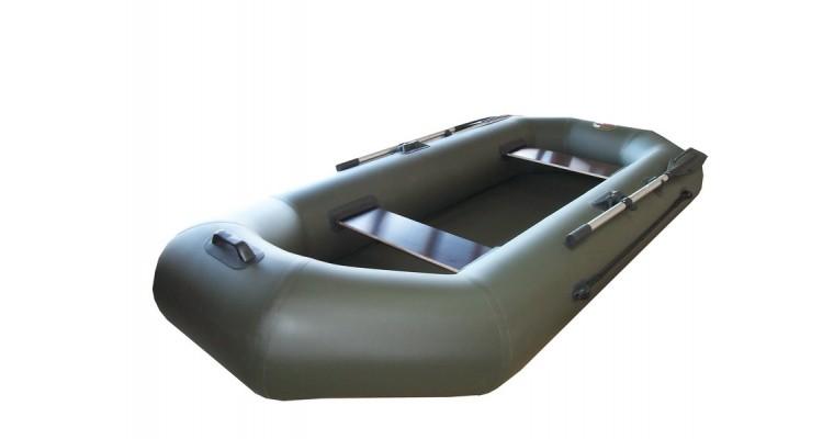 Лодка АРГОНАВТ 280 2 жестких 1 надувное