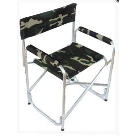 Кресло складное СЛЕДОПЫТ алюминий