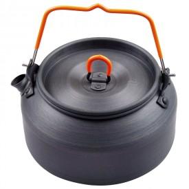 Чайник походный с крышкой CK-206 1 л