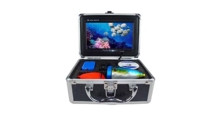 Подводная видеокамера SITITEK FishCam 700 DVR видеозапись