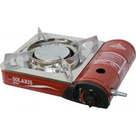 Газовая плита Solaris Plus TS-701 переходник для бытового баллона