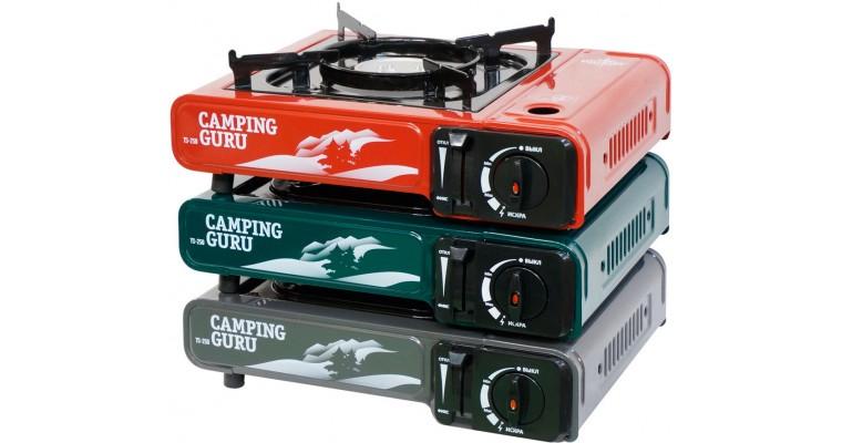 Газовая плита Camping Guru TS-250