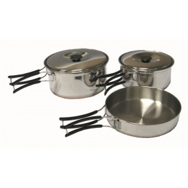 Комплект посуды ROCKLAND C758-2