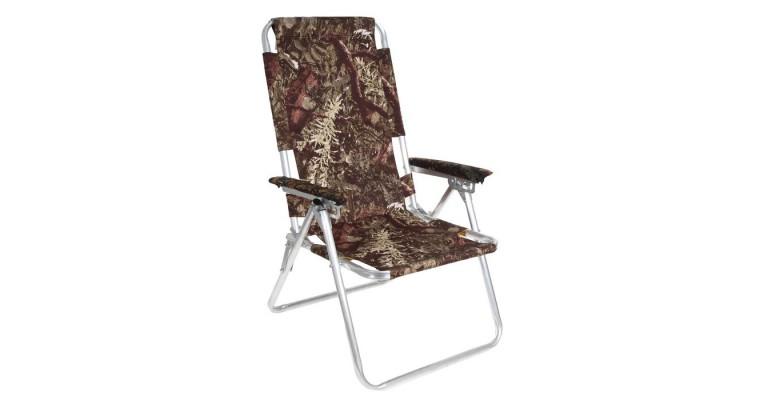 Кресло-шезлонг складное МЕДВЕДЬ 5