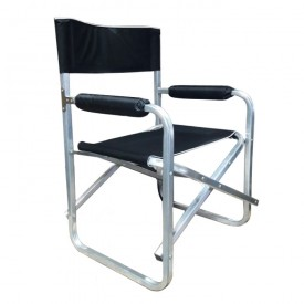 Кресло МЕДВЕДЬ D25 алюминиевое