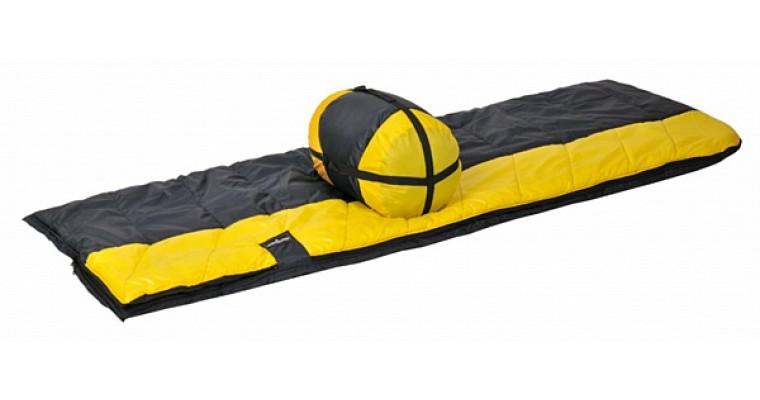 Спальный мешок-одеяло с капюшоном СТАЛКЕР Твинс 400