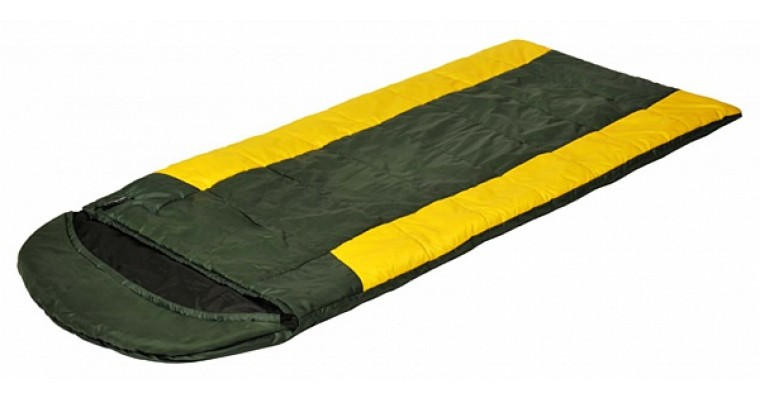 Спальный мешок-одеяло СТАЛКЕР Вагран 300