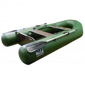 Лодка надувная моторная с пайолом ФРЕГАТ 280 ЕS ликтрос-ликпаз