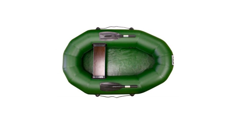 Надувная лодка пвх с гребками ФРЕГАТ М-1