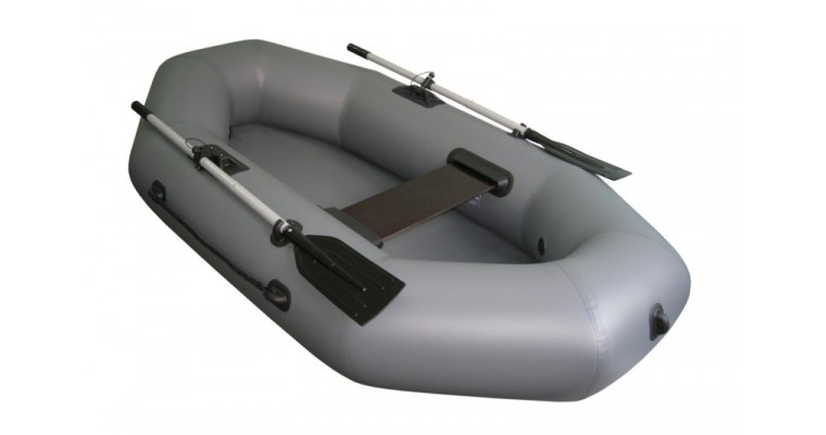 Лодка надувная гребная ТОНАР Бриз 220