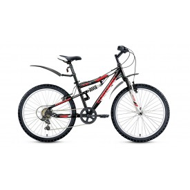 Велосипед двухподвес FORWARD Cyclone 1.0