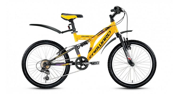 Велосипед детский FORWARD Volcano 1.0