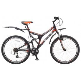 Горный велосипед двухподвес STELS Challenger V 26