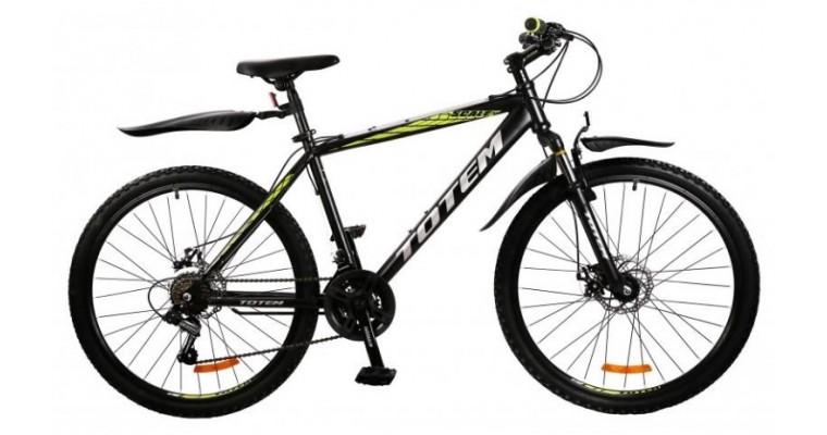 Велосипед TOTEM хардтейл 26D 211