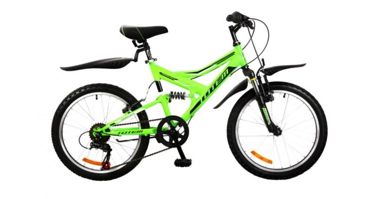 Велосипед TOTEM подростковый 20V-2033