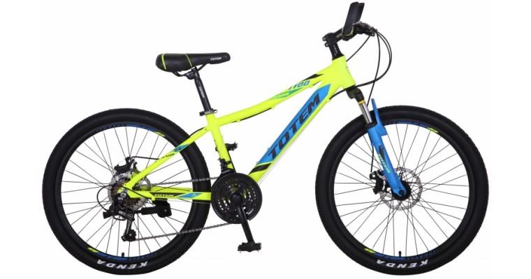 Велосипед TOTEM подростковый 24D -1100