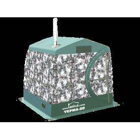Мобильная баня ТЕРМА 20 печь в комплекте