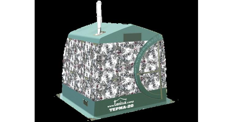 Мобильная баня ТЕРМА 20