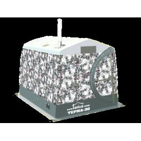 Мобильная баня ТЕРМА 30 печь в комплекте