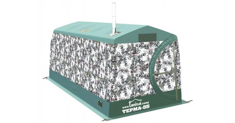Палатка / Мобильная баня ТЕРМА 55