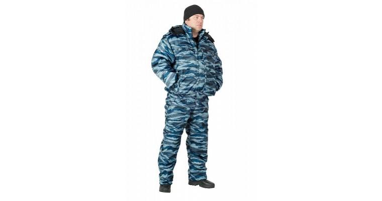 Костюм зимний CТАЛКЕР Турист Оксфорд КМФ
