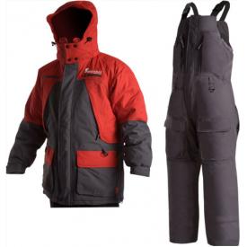 Костюм зимний для рыбалки FISHERMAN Фишермен v2 Красный