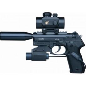 Пистолет пневматический Gamo PT 80 Tactical