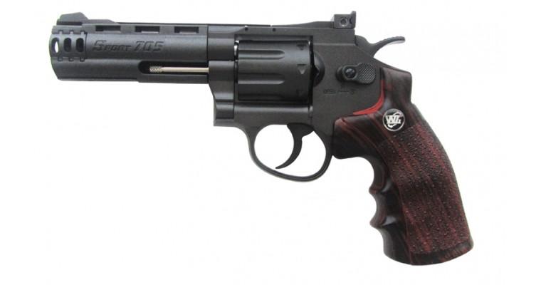 Револьвер пневматический BORNER Sport 705