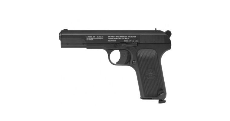 Пистолет пневматический Crosman C-TT, кал. 4,5 мм