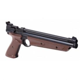 Пистолет пневматический Crosman P1377BR American Classic Brown/Black