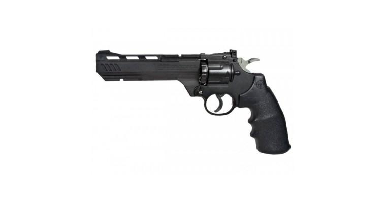 Револьвер пневматический Crosman Vigilante кал.4,5мм