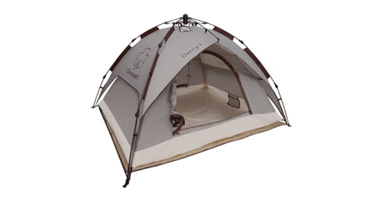 Палатка GREENELL Дерри 3 автоматическая