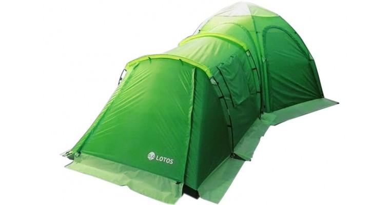 Палатка ЛОТОС 5 Саммер комплект