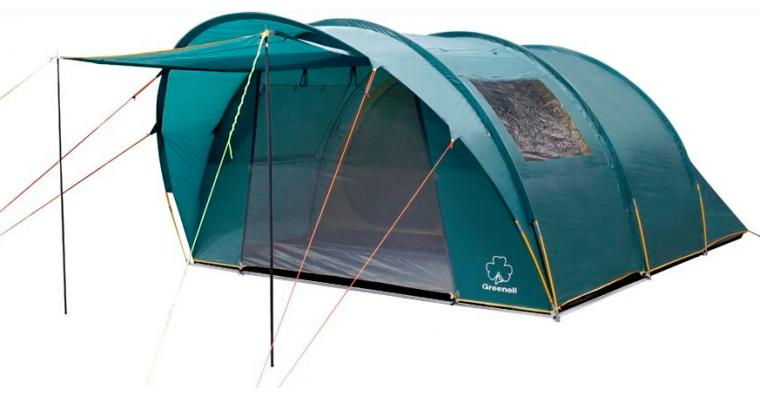 Палатка GREENELL Килкени 5 v2