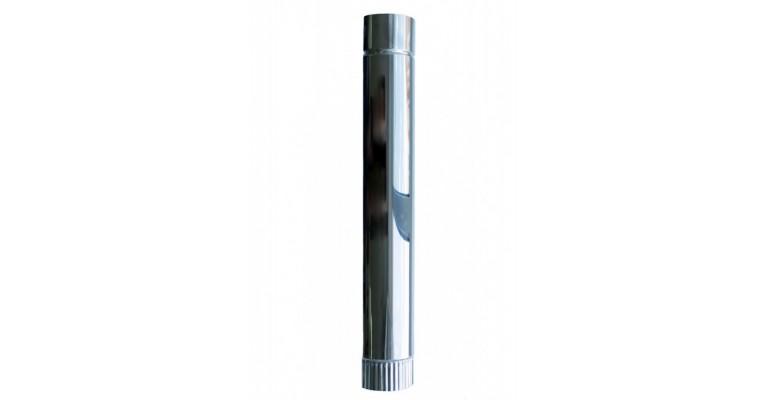 Дымоход одностенный БЕРЕГ 80мм