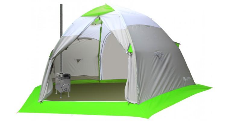 Палатка ЛОТОС 5 Универсал Баня
