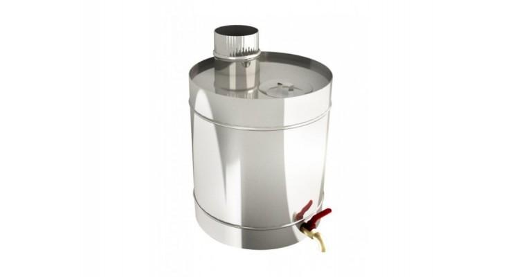 Бак для горячей воды БН-13 для печей Медиана и Сапфира