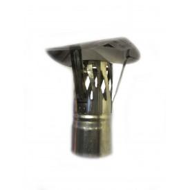Зонт с искрогасителем D80 УМК нержавеющий