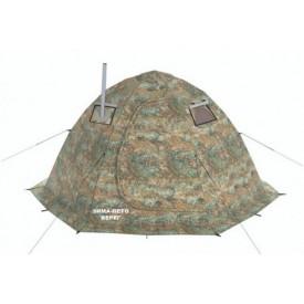 Палатка БЕРЕГ Зима Лето