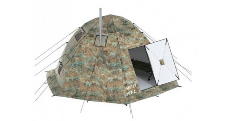 Палатка БЕРЕГ УП 1 универсальная