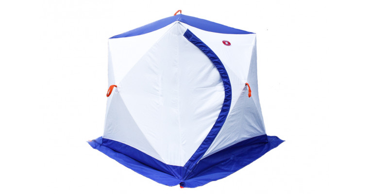 Палатка МЕДВЕДЬ Куб 2 Эконом трехслойная