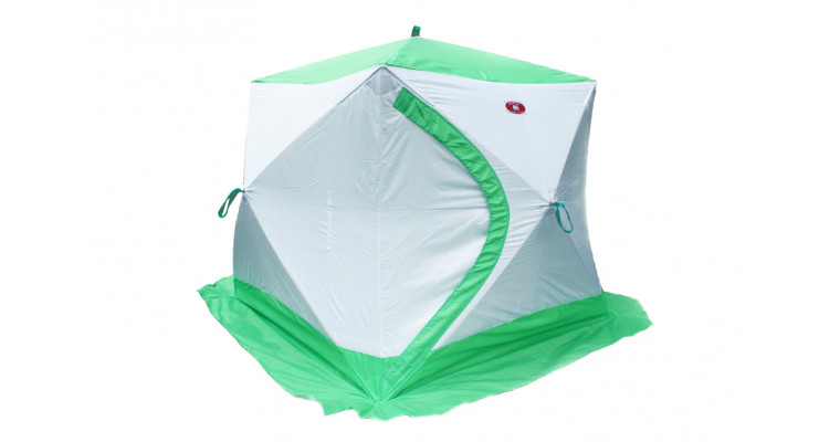 Палатка МЕДВЕДЬ Куб 3 Эконом трехслойная