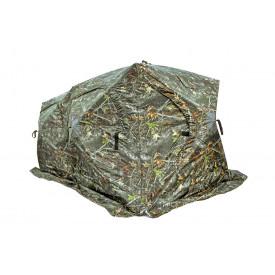 Палатка МЕДВЕДЬ Куб 3 Дубль камуфляж