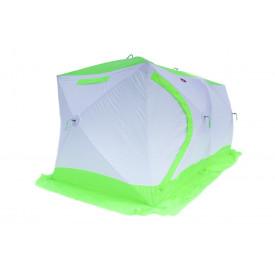 Палатка МЕДВЕДЬ Куб 3 Дубль трехслойная