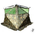 Палатка МЕДВЕДЬ Куб 4 камуфляж