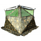 Палатка МЕДВЕДЬ Куб 4 трехслойная