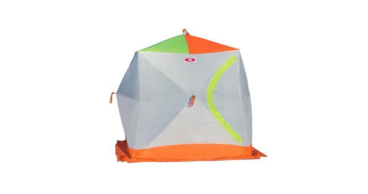 Палатка МЕДВЕДЬ Куб 2 трехслойная