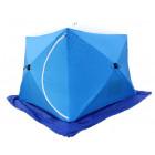 Палатка СТЭК Куб 3 Long трехслойная