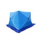 Палатка СТЭК Куб 2 Long трехслойная